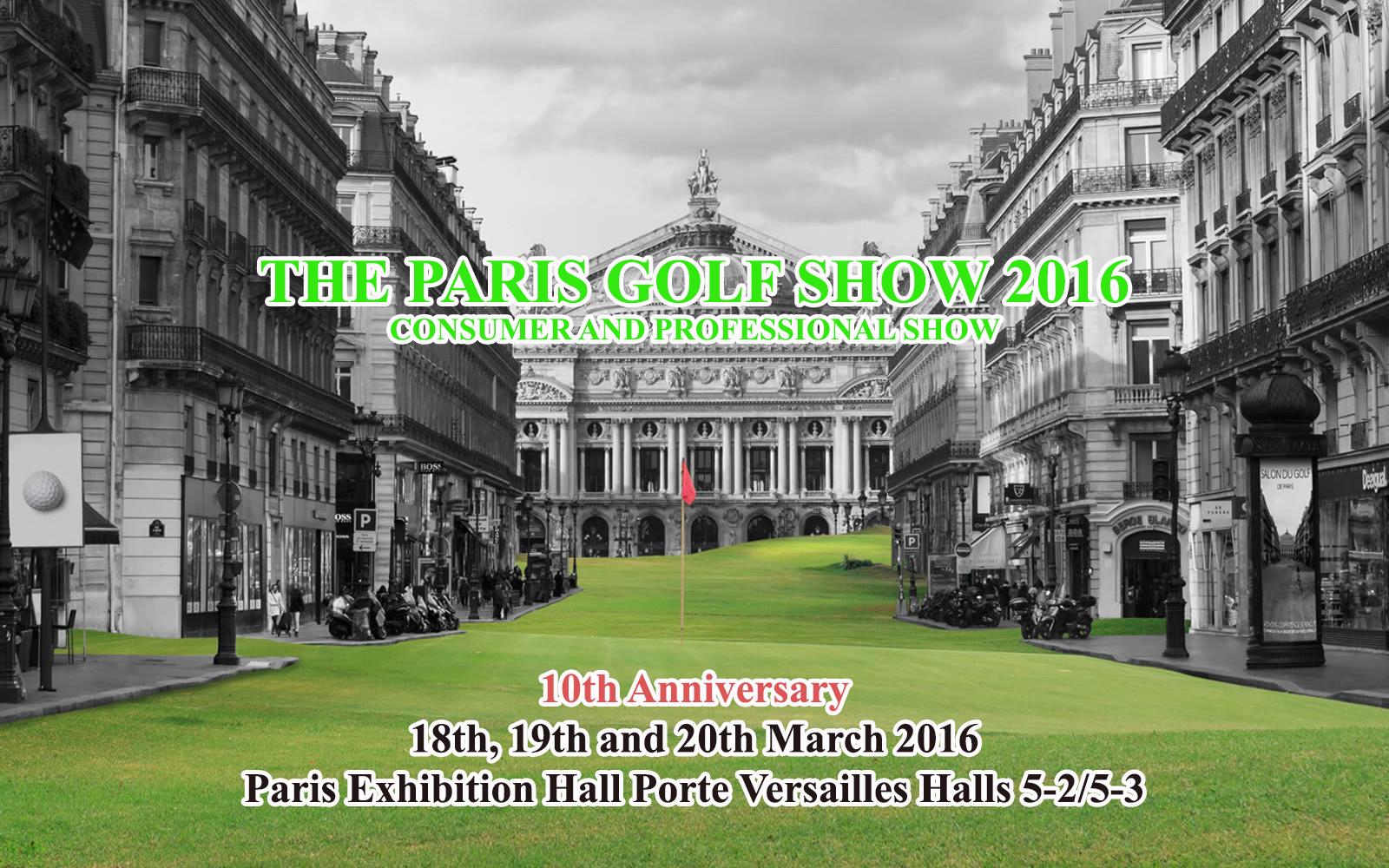 TOUR TRIỄN LÃM GOLF (Kết hợp đánh Golf)              TRIỂN LÃM RƯỢU VANG TẠI PARIS 3.2016
