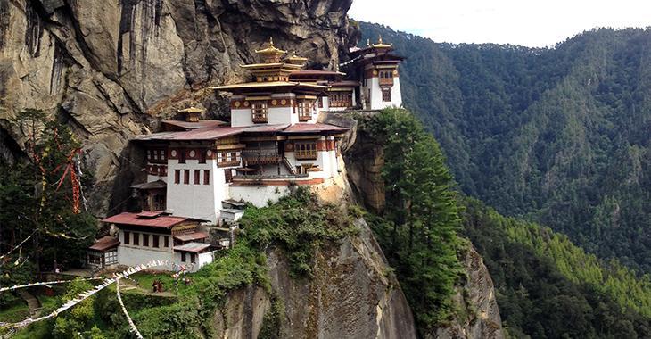 TOUR BHUTAN (6 ngày 5 đêm) khởi hành:08/06/2016