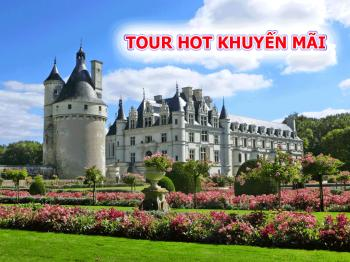 SINGLES TOUR IN FRANCE (6 DAY)