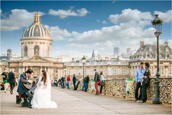 HONEYMOON TOUR IN FRANCE (7 DAY) PRICE PER COUPLE