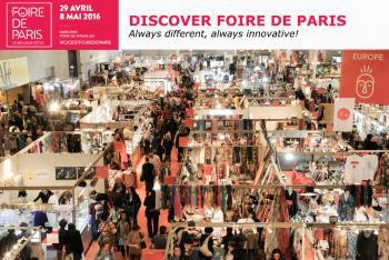 TOUR TRIỂN LÃM THƯƠNG MẠI QUỐC TẾ VÀ THAM QUAN PARIS (6 ngày) (01-06/05/2016)