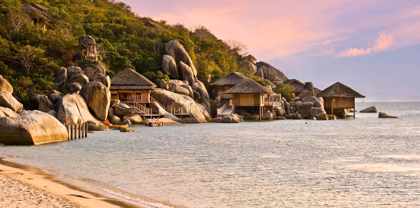 VIETNAM: LA ROUTE MANDARINE